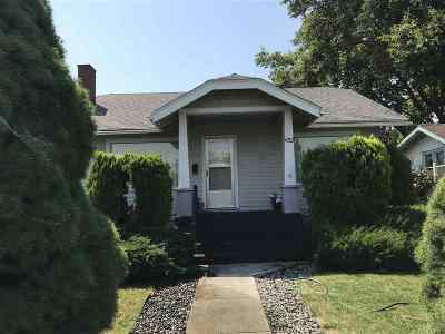 Single Family Home For Sale: 1152 12th Avenue