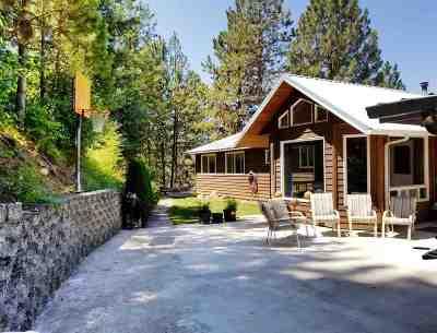 Juliaetta Single Family Home For Sale: 13760 Skyview Lane