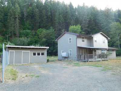 Orofino Single Family Home For Sale: 404 Harmony Heights Loop