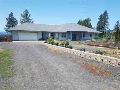 Orofino Single Family Home For Sale: 2599 Lakeview Rd.