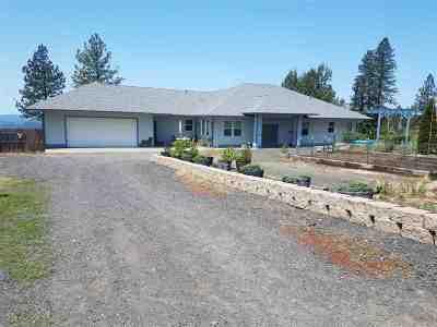 Orofino ID Single Family Home For Sale: $410,000