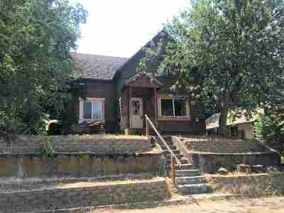 Lewiston ID Single Family Home For Sale: $105,000