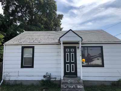 Lewiston ID Single Family Home For Sale: $115,000