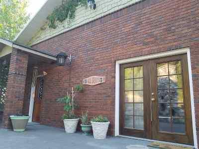 Grangeville Single Family Home For Sale: 638 Mt. Idaho Grade Road