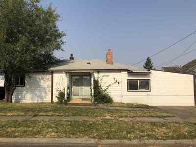 Grangeville Single Family Home For Sale: 618 N A Street