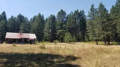 Orofino Residential Lots & Land For Sale: 1155 Wells Bench Road