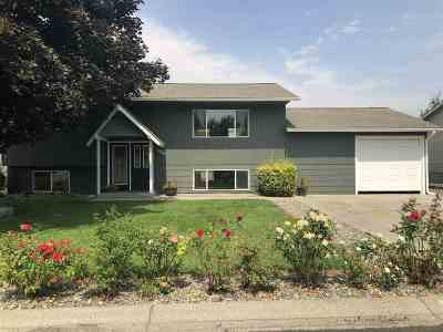 Lewiston Single Family Home For Sale: 1807 Powers Dr