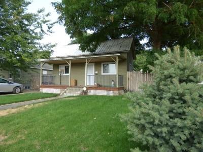 Lewiston, Clarkston Single Family Home For Sale: 517 7th Street