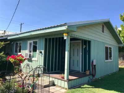 Kooskia Single Family Home For Sale: 218 Esther Street