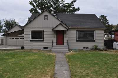 Pomeroy Single Family Home For Sale: 1270 Main Street