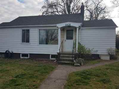 Lewiston, Clarkston Single Family Home For Sale: 2408 11th Ave