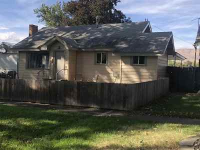 Single Family Home For Sale: 1407 13th Avenue