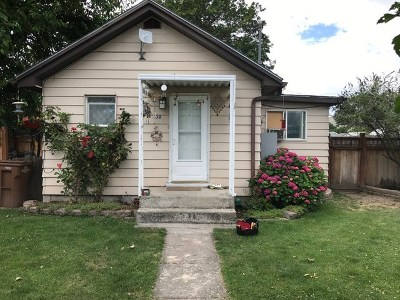Lewiston, Clarkston Single Family Home For Sale: 438 11th Street