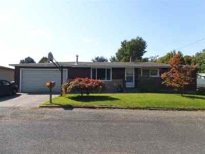Lewiston ID Single Family Home For Sale: $229,000