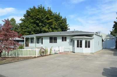 Lewiston ID Single Family Home For Sale: $249,900