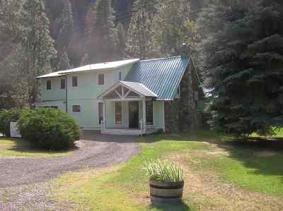 Single Family Home For Sale: 5713 Pines Road