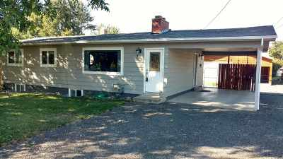 Lewiston Single Family Home For Sale: 1129 Cedar Drive