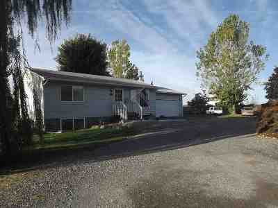 Lewiston Single Family Home Active With Bump Clause: 3314 11th Street