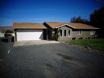 Clarkston WA Single Family Home For Sale: $217,000