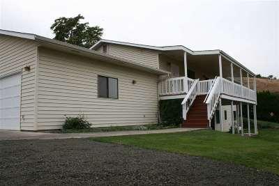 Clarkston WA Single Family Home For Sale: $289,999
