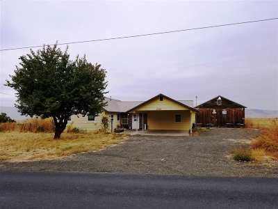 Lewiston ID Single Family Home For Sale: $215,000