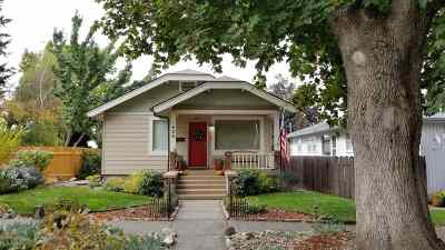 Lewiston Single Family Home For Sale: 1426 10th St