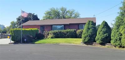 Lewiston ID Single Family Home For Sale: $212,900