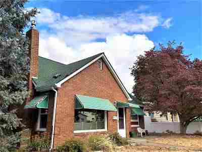 Lewiston Single Family Home For Sale: 503 6th Avenue