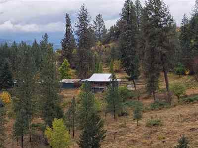 Kooskia Single Family Home For Sale: 141 Cougar Lane