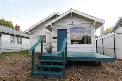 Lewiston Single Family Home For Sale: 912 7th Ave