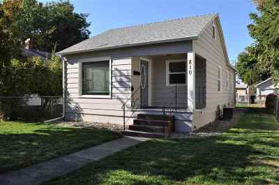 Clarkston WA Single Family Home For Sale: $169,000