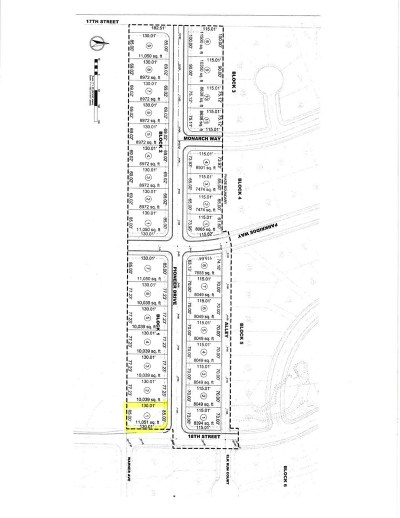 Lewiston Residential Lots & Land For Sale: 1732 Pioneer Dr.