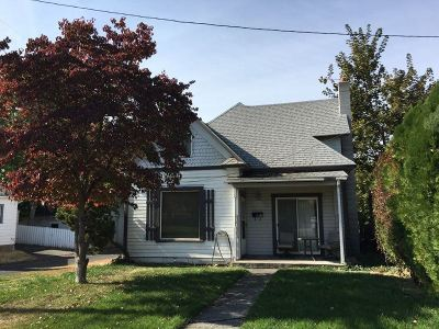 Lewiston Single Family Home For Sale: 414 4th Street