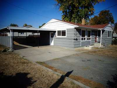 Clarkston WA Single Family Home For Sale: $174,500