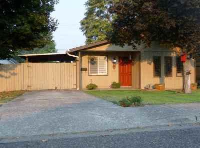 Clarkston WA Single Family Home For Sale: $150,000