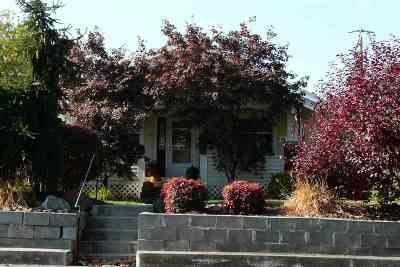 Clarkston WA Single Family Home For Sale: $209,900