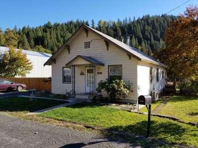 Orofino Single Family Home For Sale: 1225 Michigan Avenue