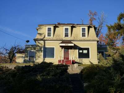Pomeroy Single Family Home For Sale: 433 Main Street