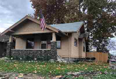 Clarkston WA Single Family Home For Sale: $174,800