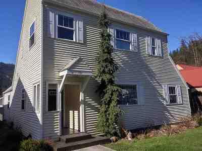 Orofino Single Family Home For Sale: 131 F Street