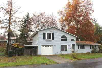 Orofino Single Family Home For Sale: 12220 Grand Ave