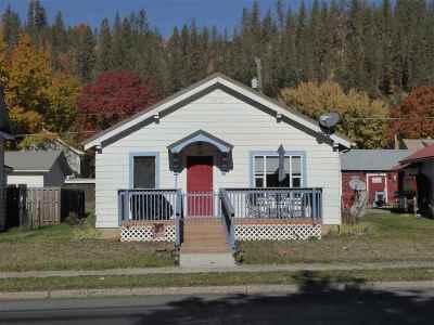 Orofino Single Family Home For Sale: 514 Michigan Avenue