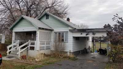 Lewiston ID Single Family Home For Sale: $130,000