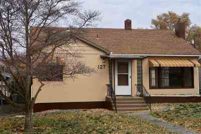 Lewiston, Clarkston Single Family Home For Sale: 127 15th Avenue