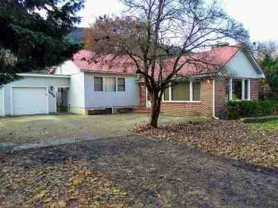 Orofino ID Single Family Home For Sale: $219,000