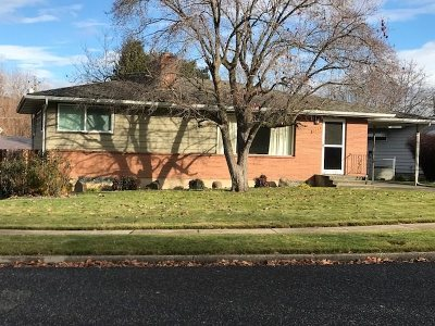 Lewiston, Clarkston Single Family Home For Sale: 2125 Sunset