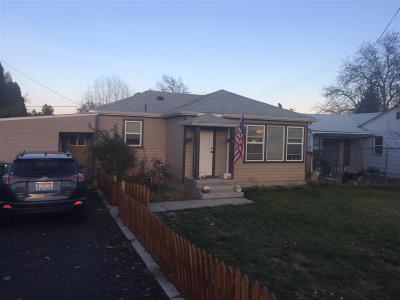 Lewiston ID Single Family Home For Sale: $142,700