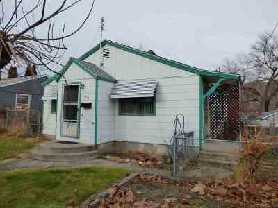 Clarkston WA Single Family Home For Sale: $129,900