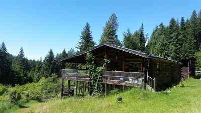 Kooskia Single Family Home For Sale: 205 Cedar Hollow Lane