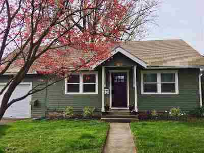 Lewiston, Clarkston Single Family Home For Sale: 1208 14th Ave